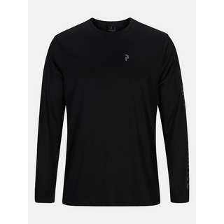 Peak Performance Alum Light Funktionsshirt Herren black