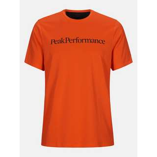 Peak Performance Alum Light Funktionsshirt Herren super nova
