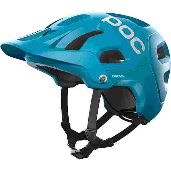POC Tectal Fahrradhelm Basalt-Blue-Matt