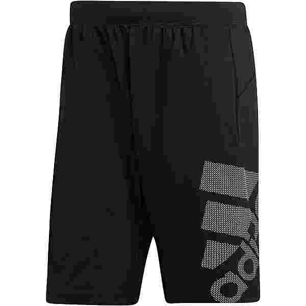 adidas 4Krft Aeroready Funktionsshorts Herren black