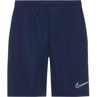 Nike Academy Fußballshorts Herren obsidian-white-white-white