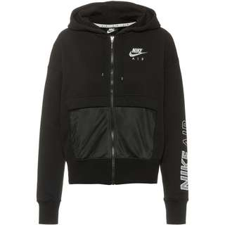 Nike NSW Air Sweatjacke Damen black/white