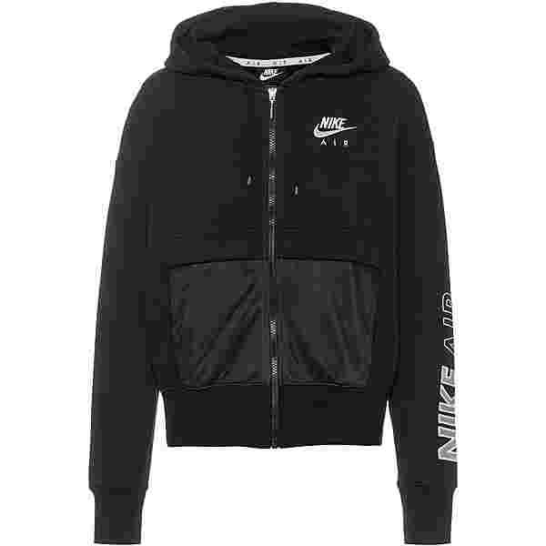 Nike NSW Air Sweatjacke Damen black/white