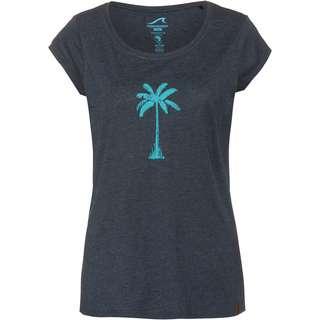 Maui Wowie T-Shirt Damen navy