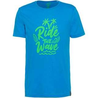 Maui Wowie T-Shirt Herren türkis