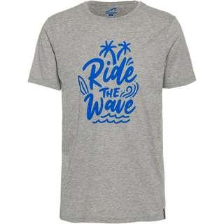 Maui Wowie T-Shirt Herren grau mel.
