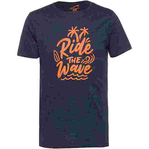 Maui Wowie T-Shirt Herren blau
