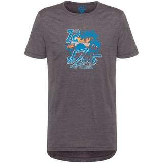 Maui Wowie T-Shirt Herren grau