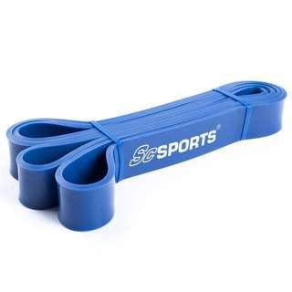 ScSPORTS Fitnessband 208 cm Gymnastikband Blau