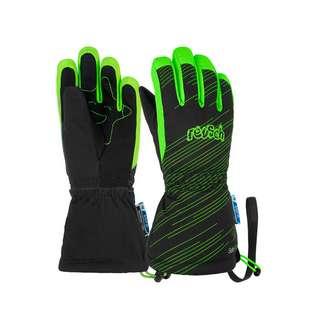 Reusch Maxi R-TEX® XT Skihandschuhe Kinder black/green gecko