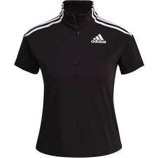 adidas Sport Croptop Damen black