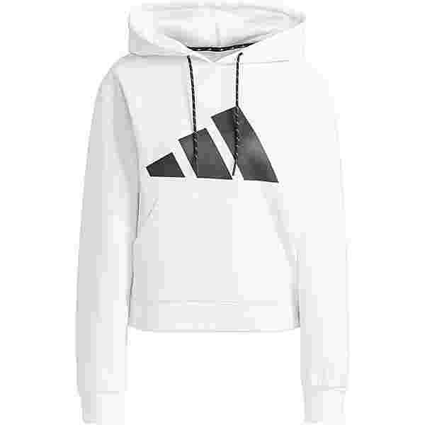 adidas Style Aeroready Hoodie Damen white