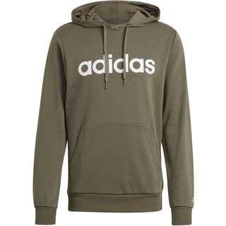 adidas Linear Essentials Hoodie Herren lagacy green