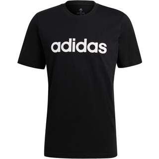 adidas Linear Essentials T-Shirt Herren black