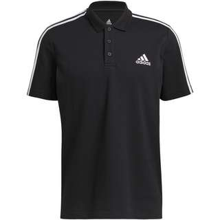 adidas Essentials Aeroready Poloshirt Herren black