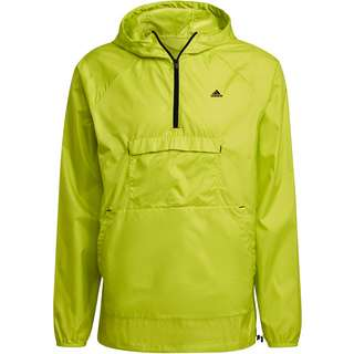 adidas DESIGNED2MOVE Funktionsjacke Herren acid yellow