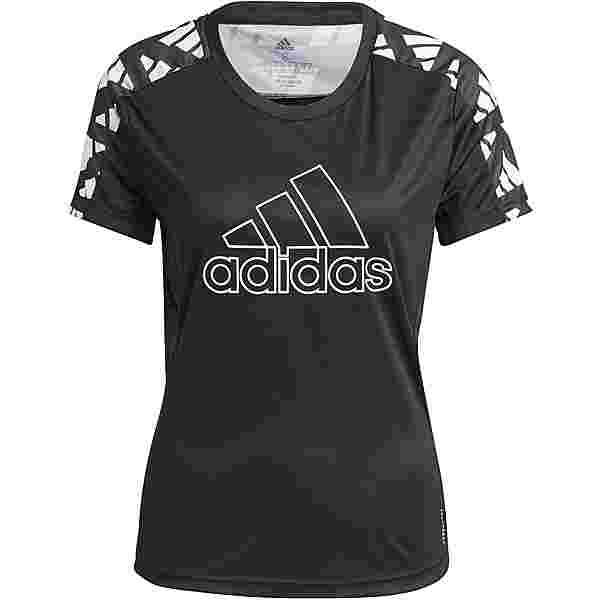 adidas CELEB RESPONSE AEROREADY Funktionsshirt Damen black
