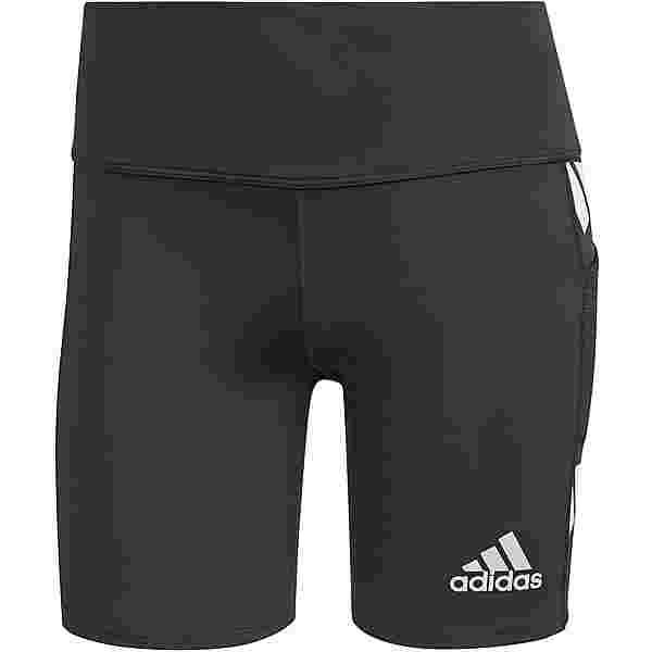 adidas CELEB RESPONSE AEROREADY Lauftights Damen black