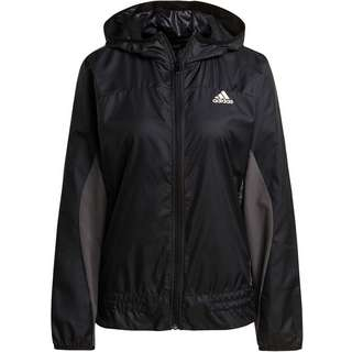 adidas ACTIVATED TECH DESIGNED2MOVE Trainingsjacke Damen black-grey six