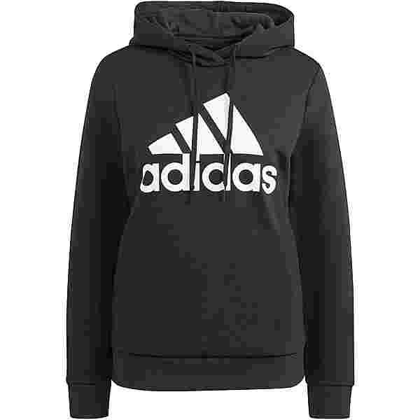 adidas SPORT ESSENTIALS Hoodie Damen black-white