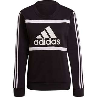 adidas SPORT ESSENTIALS Sweatshirt Damen black-white