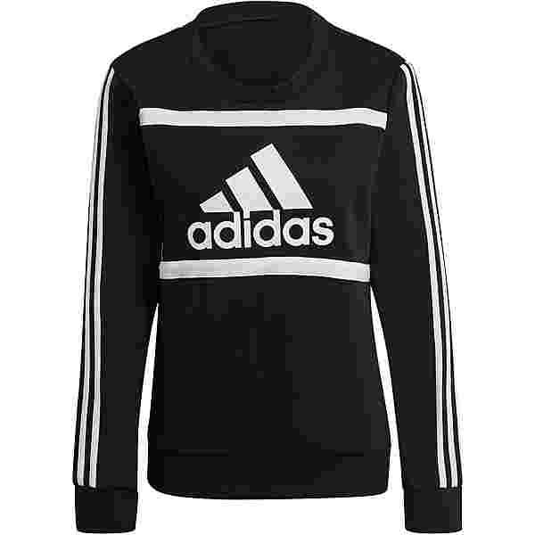adidas SPORT ESSENTIALS Sweatshirt Damen black-white