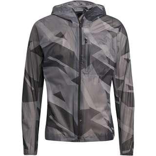 adidas AGRAVIC RAIN Regenjacke Herren grey six