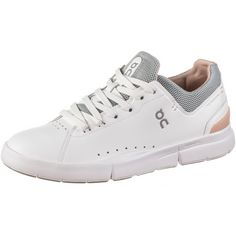 ON Roger Advantage Sneaker Damen white-rose