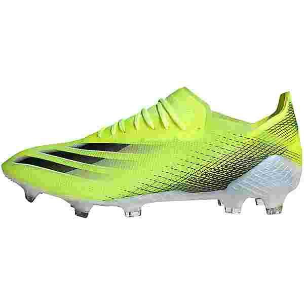 adidas X GHOSTED.1 FG Fußballschuhe Herren gelb