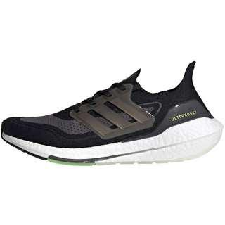 adidas Ultraboost 21 Laufschuhe Herren core black