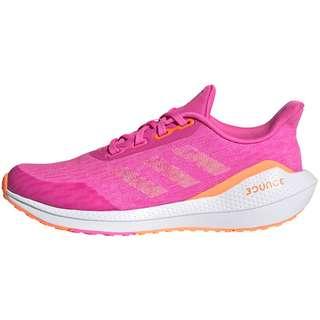 adidas EQ21 RUN Laufschuhe Kinder screaming pink/screaming orange/ftwr white