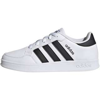 adidas BREAKNET Sneaker Kinder ftwr white/core black/ftwr white