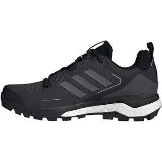 adidas GTX SKYCHASER 2 Wanderschuhe Herren core black-grey four-dgh solid grey
