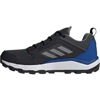 adidas GTX Agravic Trailrunning Schuhe Herren dgh solid grey-grey three-team royal blue