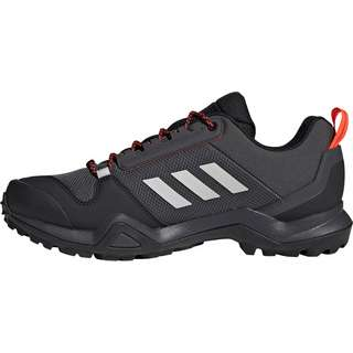 adidas GTX AX3 Wanderschuhe Herren dgh solid grey-grey one-solar red