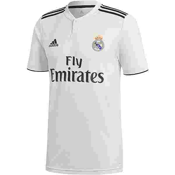 adidas Real Madrid 18/19 Heim Trikot Herren core white