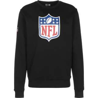 New Era NFL Crew Sweatshirt Herren schwarz