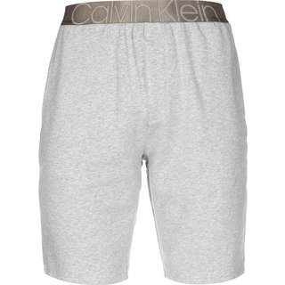 Calvin Klein Sleep Shorts Herren grau/meliert