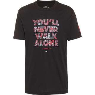Nike FC Liverpool Air Max T-Shirt Herren black
