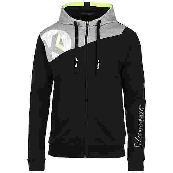 Uhlsport Core 2.0 Trainingsjacke Herren schwarz / grau