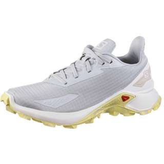 Salomon ALPHACROSS BLAST Multifunktionsschuhe Damen arctic ice-white-lunar rock