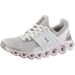 ON Cloudswift Laufschuhe Damen glacier-white