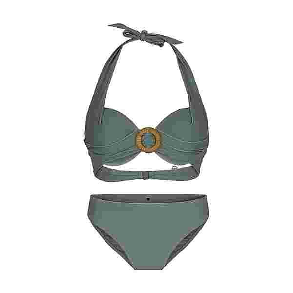 LingaDore Bikini Set Damen Grün