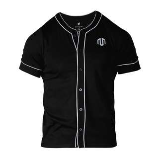 MOROTAI Legacy Trikot T-Shirt Herren Schwarz