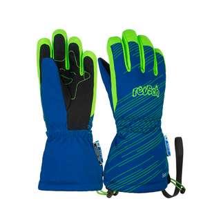 Reusch Maxi R-TEX® XT Skihandschuhe Kinder surf the web/green gecko