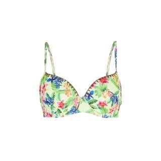 LingaDore Bikini Oberteil Damen Blumendruck
