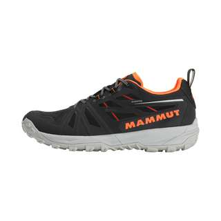 Mammut GTX Saentis Low GTX® Multifunktionsschuhe Herren black-vibrant orange