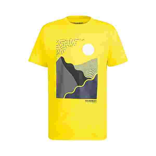 Mammut Sloper T-Shirt Herren blazing PRT3