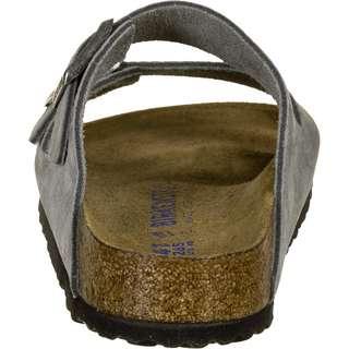 Birkenstock Arizona Sandalen Herren grau
