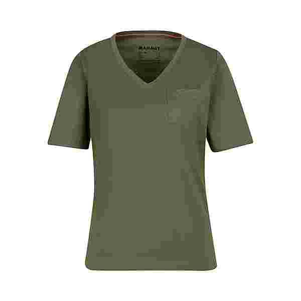 Mammut Mammut Pocket T-Shirt Damen iguana